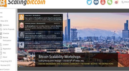 Scaling Bitcoin: ready, set, go