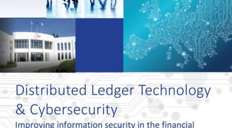 Distributed Ledger Technology And Cybersecurity