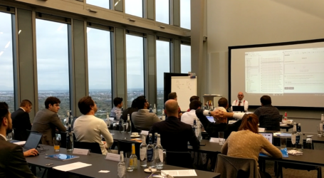 Blockchain Academy Munich – October 9 – 10 2017