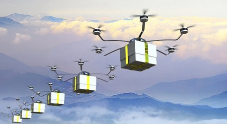 Walmart to connect automated delivery drones using Blockchain