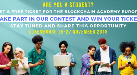 Students Contest – Win a free ticket for the Academy